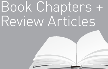 BOOK CHAPTERS + REVIEW ARTICLES